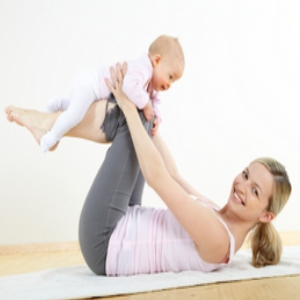 breastfeed and exercise