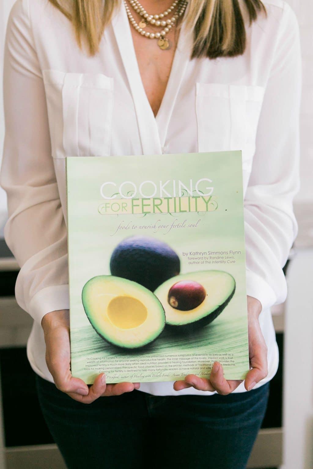 Fertile Foods Cooking for Fertility