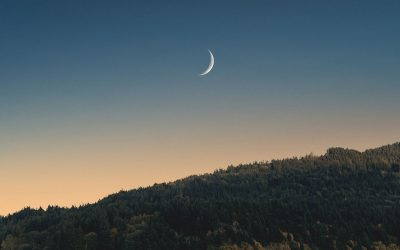 Setting Intention for a New Year or a New Moon