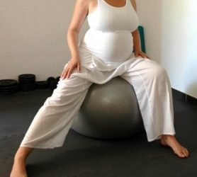 The Benefits of Using a Birthing Ball in Labor and Beyond